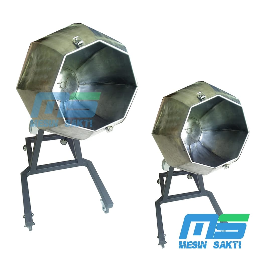 Mesin Hexagonal Mixer