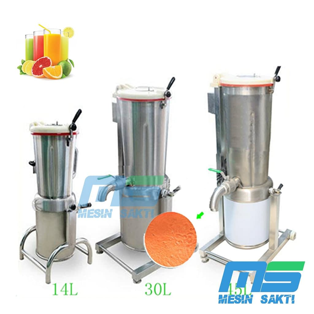 Mesin Penggiling Bumbu Dapur, Mesin Juicer Buah Dan Sayuran