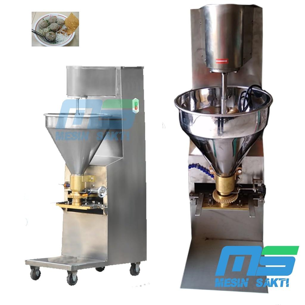 Mesin Pencetak Bakso Otomatis