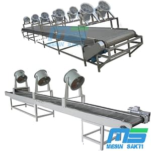 Mesin Conveyor Pendingin