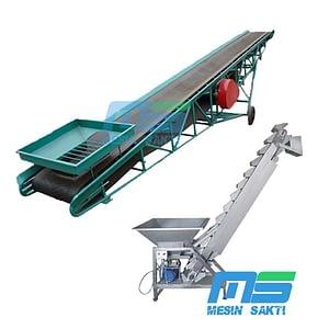 Mesin Belt Conveyor Ban Berjalan