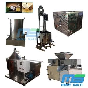 Mesin Pengolah Minyak VCO