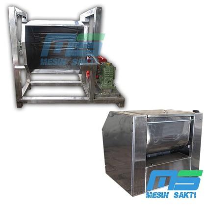 Mesin Mixer Roti Double | Alat Pembuat Adonan Roti