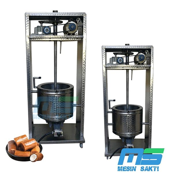 Mesin Mixer Pengaduk Jenang Dodol