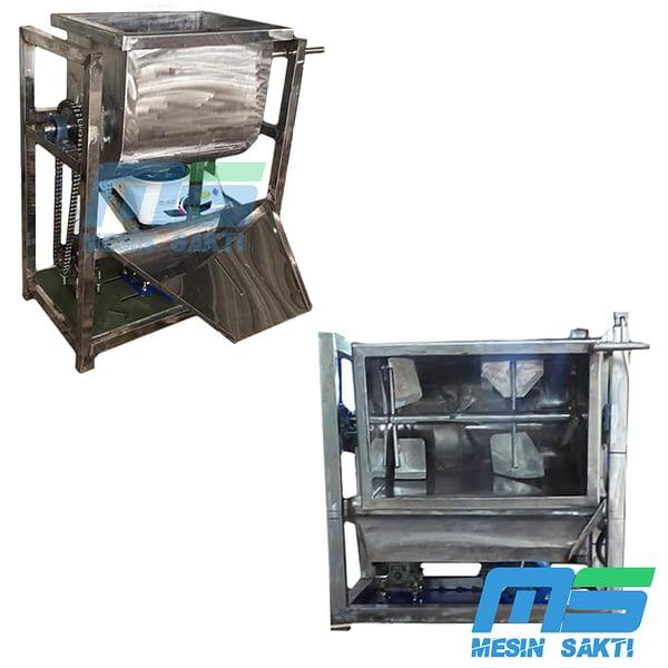 Mesin Mixer Penggorengan Abon