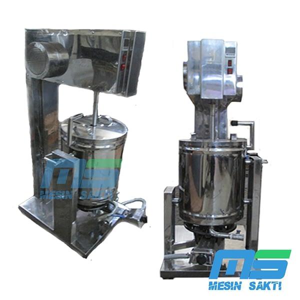 Mesin Pasteurisasi Minuman
