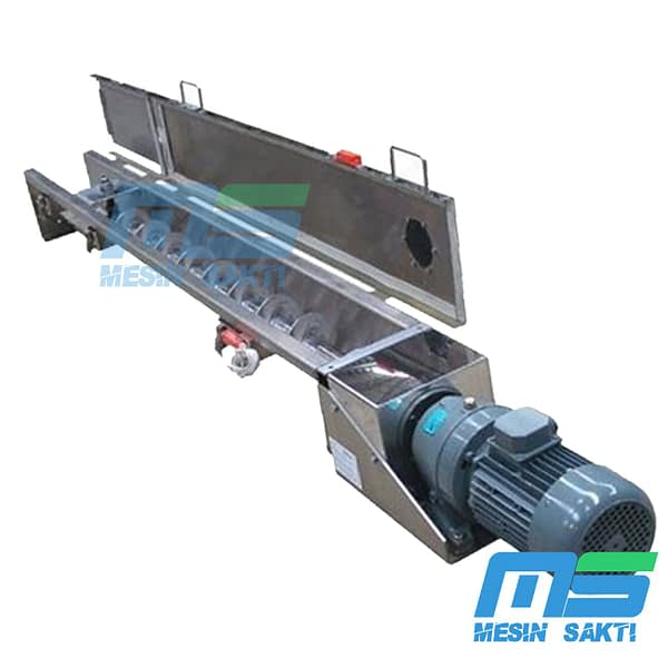 Mesin Screw Conveyer
