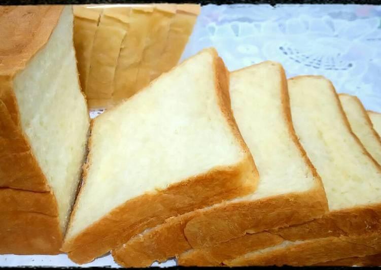 Membuat Roti Dengan Mesin Mixer Roti