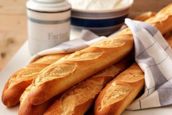 Alat Pembuat Roti, Roti Baguette