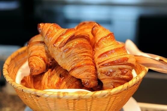 Alat Pembuat Roti, Roti Croissant